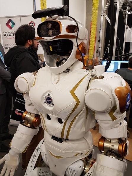 Valkyrie Robot